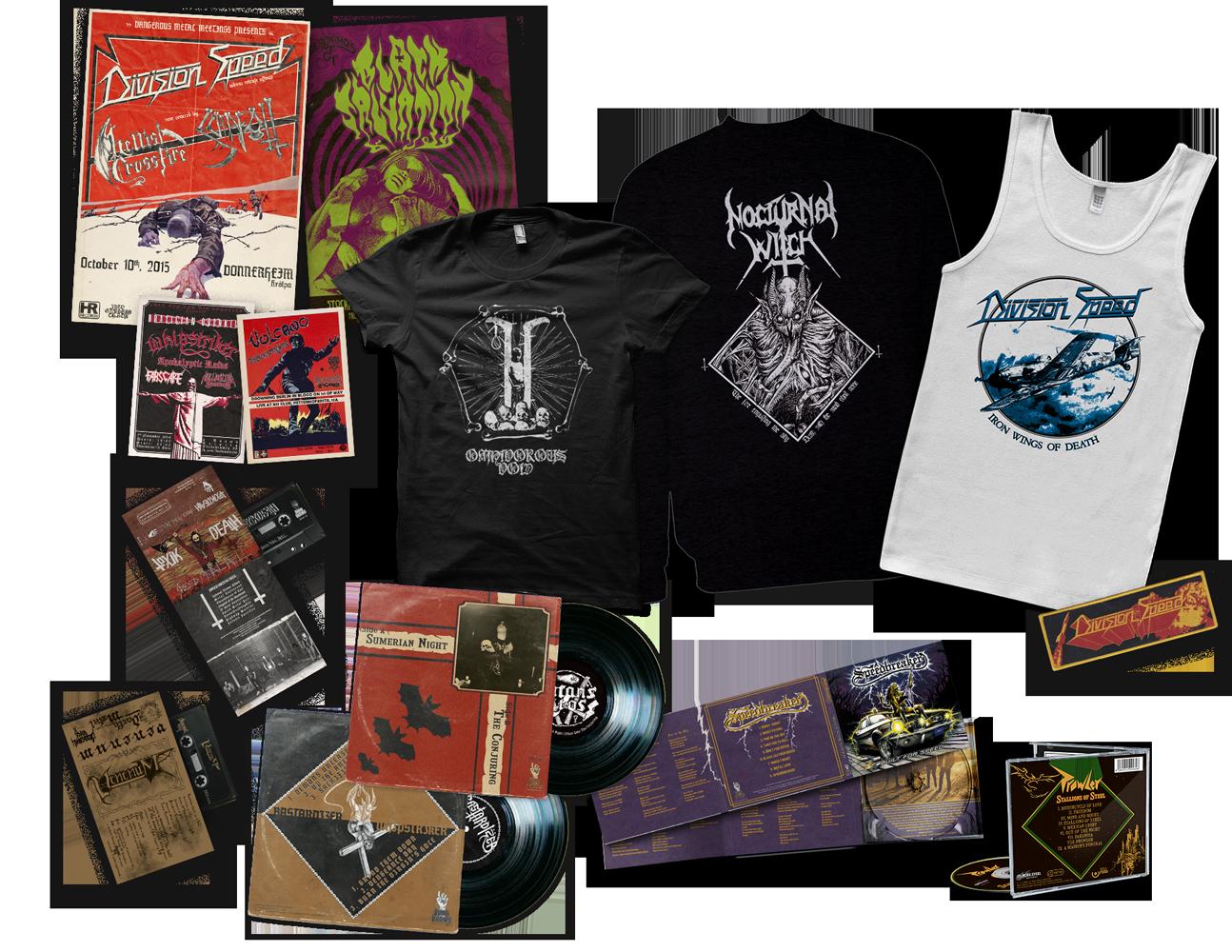 Design Metal Merchandise