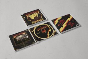 Quintessenz CD Layout