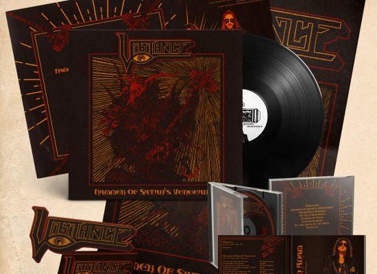 Vigilance - Hammer of Satan's Vengeance Layout